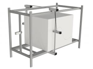 CNC iekārta putuplasta griešanai