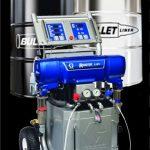 Graco E XP1 Bullet Liner Polyurethane systems